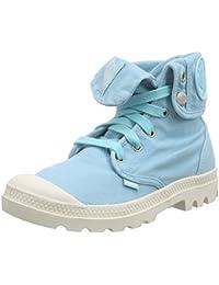 PalladiumBaggy - botas Desert de caña media forradas Mujer