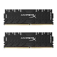 Kingston HX430C15PB3K2/16 16GB 3000MHz DDR4 CL15 DIMM (Kit of 2) XMP HyperX Predator