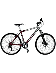 """Bicicleta de montaña de 26"""" de aluminio Gotty BEST-D"""