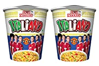 Cup Noodles Italiano, 140g (Pack of 2)