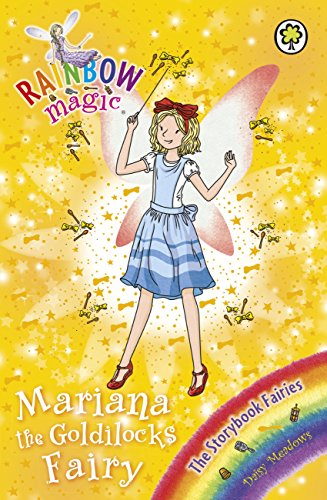 Mariana the Goldilocks Fairy