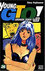 Young GTO Edition simple Tome 26