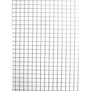 Baustahlmatten 1.3cm x 1.3cm x 61cm x 30m (21234)