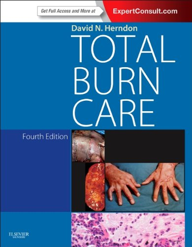 Total Burn Care: Expert Consult - Online and Print, 4e