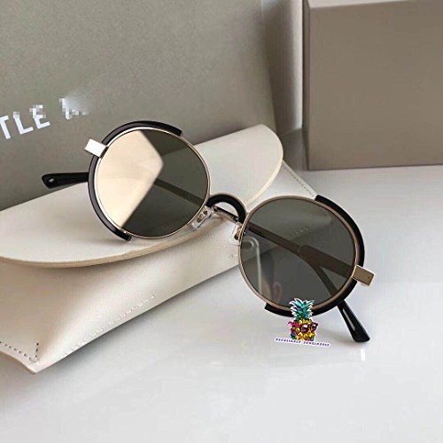3a16d411ad day spring online shop Fashion Vintage Unisex Metal Frame New Gentle Man Women  Monster Infinity Sunglasses