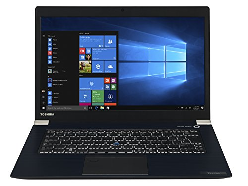TOSHIBA Tecra X40-D-10J Laptop (Intel Core i5-7200U, 35,6cm 14,0Zoll Full-HD entspiegelt, 8GB RAM, 256GB SSD, WLAN, Bluetooth 4.2, Windows 10 Pro) blau