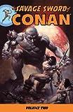 Image de Savage Sword of Conan Volume 2