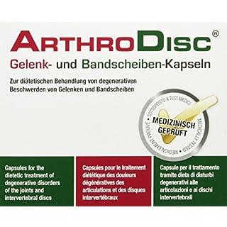 fangocur Arthrodisc Gelenk- und Bandscheiben, 1er Pack (1 x 120 Kapseln)