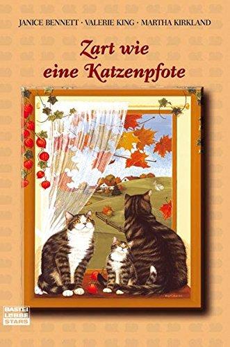 Buchseite und Rezensionen zu 'Zart wie eine Katzenpfote (Bastei Lübbe Stars)' von Janice Bennett