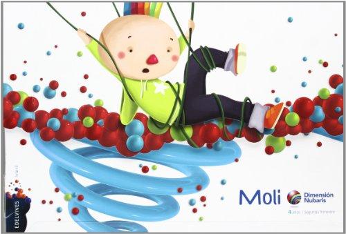 Infantil 4 años moli (segundo trimestre) (dimensión nubaris)