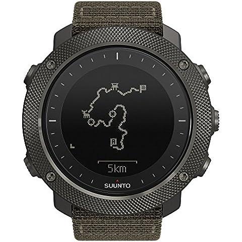 Suunto Traverse Alpha Foliage - Reloj con GPS, color verde