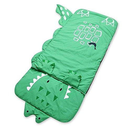 gigoteuses-et-nids-dange-bebe-sac-de-couchage-cotton-animal-enfant-petit-oreiller-integre-vert-dinos