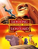 The Lion Guard and Lion King Coloring Book
