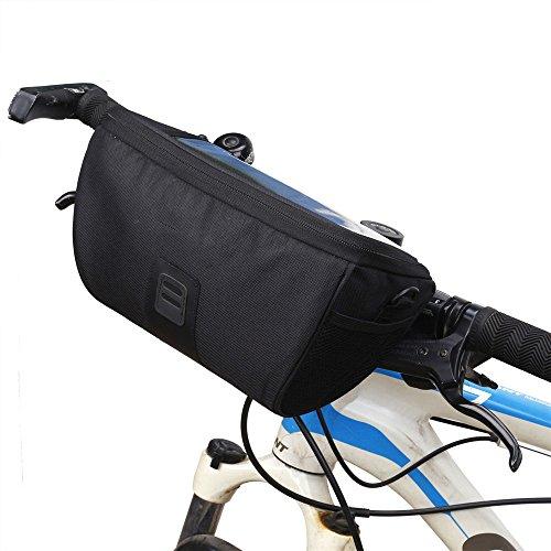 Liergou Universal Fitting Outdoor Schwanz Hinten Beutel Fahrrad Tasche Fahrrad Satteltasche Regendicht MTB Rennrad Zubehör Sattel Post Tasche