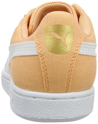 Orange Vikky Cv Sneakers 03 Damen white Puma peach Cobler wIq1PPgd