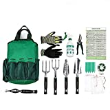 Best gardening tools - Gardening Tools Set,13 Piece Garden Tool Set Includes Review