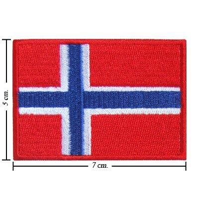 Norvegia Bandiera Nazione