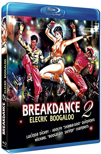 Breakdance 2 : Electric Boogaloo [Blu-ray] 51sH80a sNL