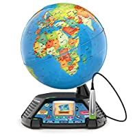 Leapfrog 80-605463 Magic Adventures Globe, Multicolour