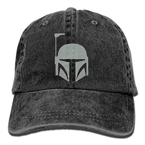UUOnly Boba Fett 2 Cowboy Sports Hat Hintere Kappe Einstellbare Kappe