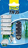 Tetra TH 35 Aquarienthermometer (präzises Flüssigkeitsthermometer zur Befestigung außen auf der Aquarienscheibe)