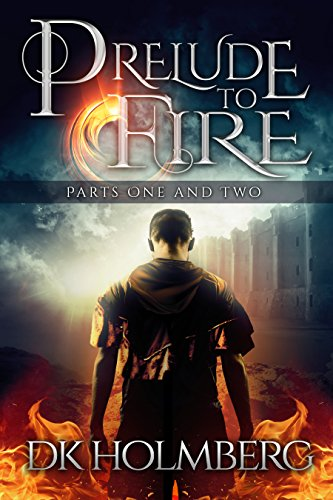 Used, Prelude to Fire: Parts 1 and 2 (The Cloud Warrior Saga for sale  Delivered anywhere in Ireland