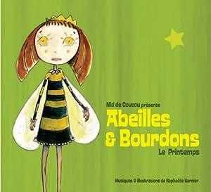 Abeilles & Bourdons - le Printemps (CD)