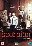 Scorpion Season 1 (3 Dvd) [Edizione: Regno Unito] [Edizione: Regno Unito]
