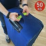 Tatkraft Portable Bilancia Digitale Pesa Valige Tascabile con...