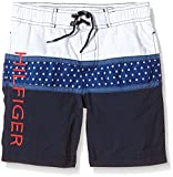 Tommy Hilfiger Geo Colorblock Swimshort – Short – Garçon