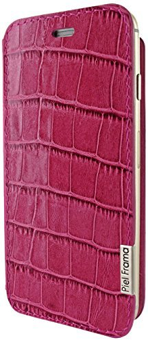 Piel Frama 677SWB PIELFRAMA 677SWB Swaro Case für Apple iPhone 6 in blau Rosa  (Crocodile purple)