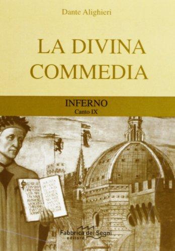 Divina Commedia. Inferno canto 9°