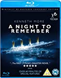 A Night to Remember [Blu-ray] [1958]