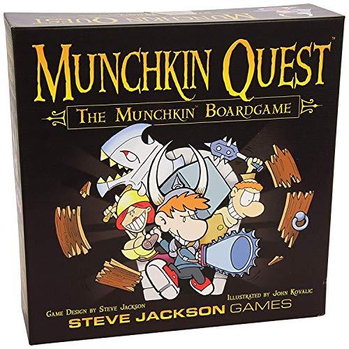 Munchkin 1470SJG - 1470SJG Quest