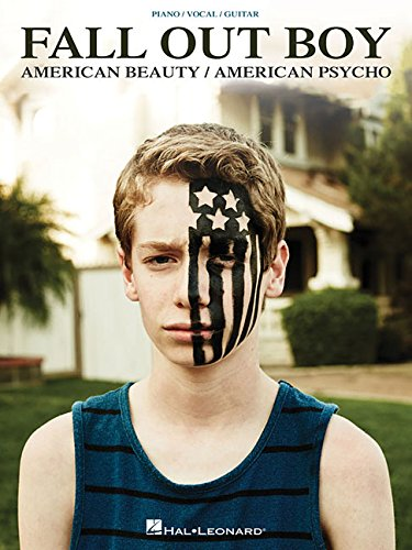 Fall Out Boy American Beauty American Psycho Pvg Book