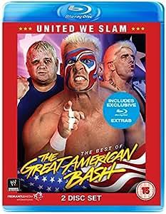 WWE: United We Slam - The Best Of Great American Bash [Blu-ray]