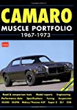 Camaro Muscle Portfolio 1967-1973 (Brooklands Road Test Series) (Brooklands Muscle Portfolio)