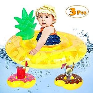 Tacobear Bebé Niño Flotador Piña