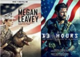 Locandina True Heroic Stories Of Marines: 13 Hours & Megan Leavey Double Feature 2-DVD Movie War Bundle