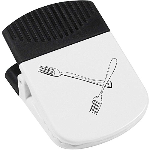 Azeeda 'Cutlery Forks' Magnetic Clip (CP00011088)