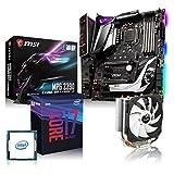 Memory PC Aufrüst-Kit Bundle i7-9700K 8X 3.6 GHz, MSI Z390 Gaming Pro Carbon, fertig montiert und getestet