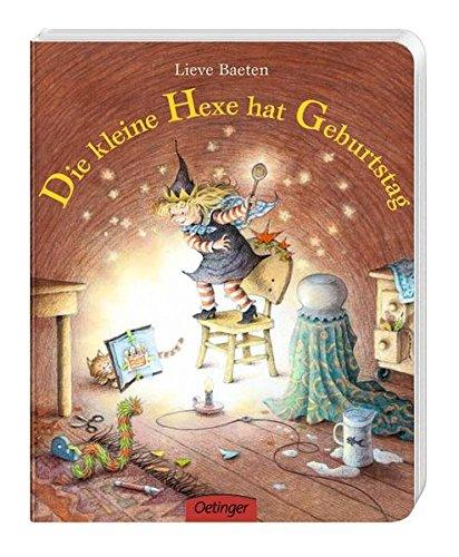 Die kleine Hexe hat Geburtstag: Pappbilderbuch