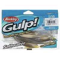 Berkley Jerk Shad Smelt Gulp Salt Water Fishing Bait 5 Pack 5