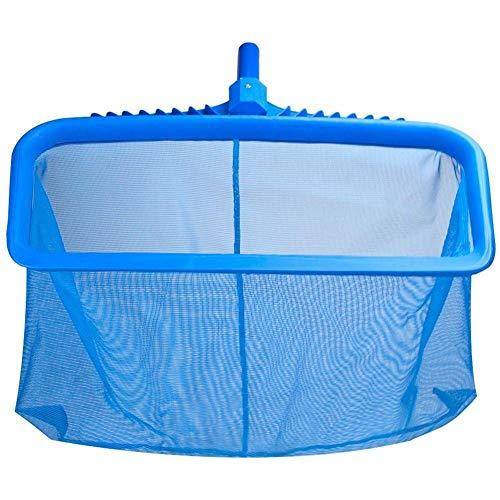 Recoge Hojas Recogehojas Para Piscinas Pool Net Leaf Skimmer Deep-bag Red Para Estanques, Piscina Hoja...