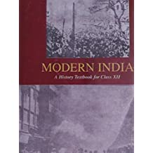 modern india old nCERT history textbook 1990 by bipin chandra