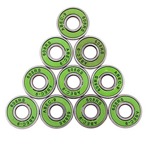 Sharplace 10 Stk. Wheels (8.5 x 21.5