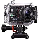 AEE S50 HD 1080P Camescopes /caméra embarquée sport WIFI sans fil de nouvelle version et L'ouverture angulaire de 175°
