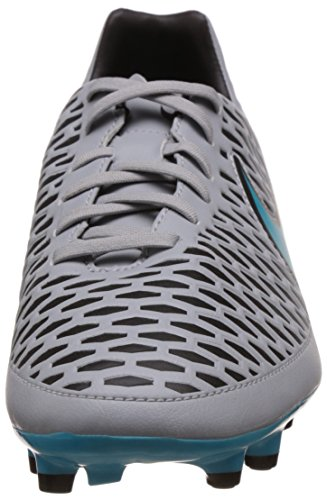 Nike Magista Onda, Chaussures de football homme Gris - (Wolf Grey/Turquoise Blue-Black-Black 040)