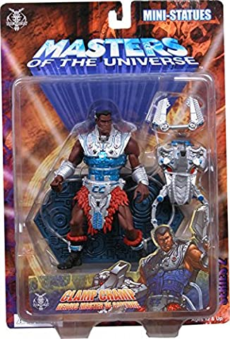 Masters of the Universe Series 2 Clamp Champ Figure by