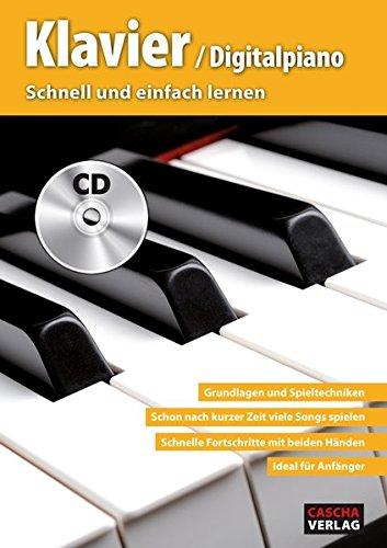 Klavier / Digitalpiano - Schnell und einfach - Einfach Lernen Klavier
